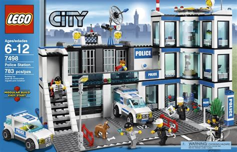 Lego Police Station for $30 off on Amazon