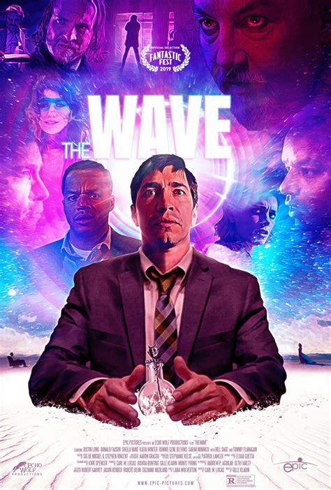 Movie Review - The Wave (2020)