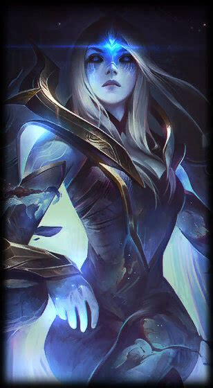 Classic Ashe :: League of Legends (LoL) Champion Skin on