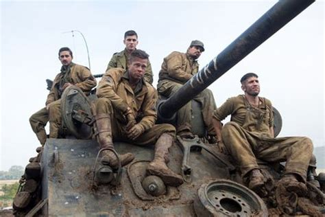 Here's How They Made Fury's Fiery Tank Scenes Look Real