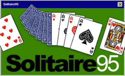 Solitaire 95 - Karty Hry - 1001 Hry