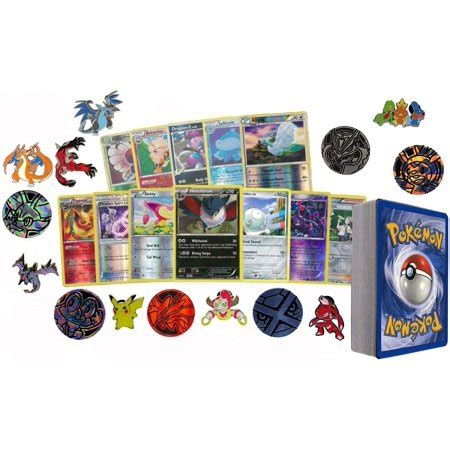 25 Assorted Pokemon Card Pack Lot This Comes With Foils